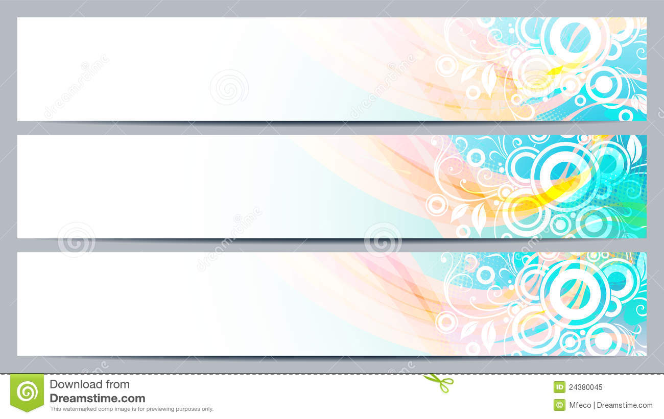 Minimal Design Banners For Your Text Royalty Free Stock Photo ...