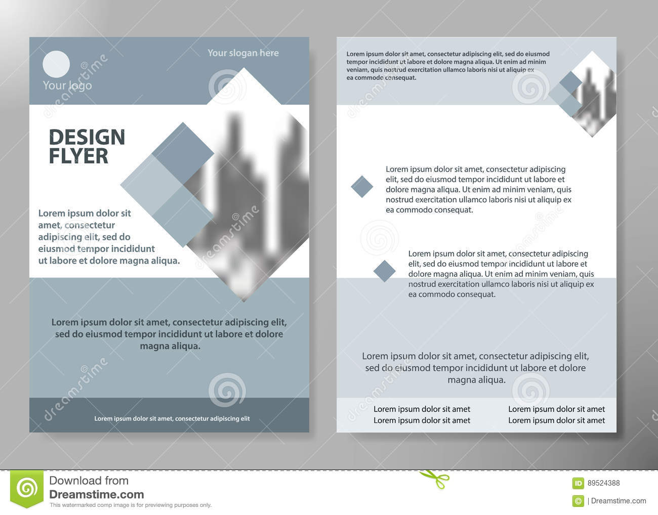 Minimal flyers report business magazine poster layout portfolio minimal flyers report business magazine poster layout portfolio templateochure design template vectorsquare accmission Image collections