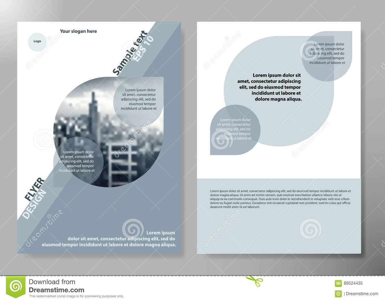 Minimal flyers report business magazine poster layout portfolio minimal flyers report business magazine poster layout portfolio templateochure design template vectorsquare cheaphphosting Image collections