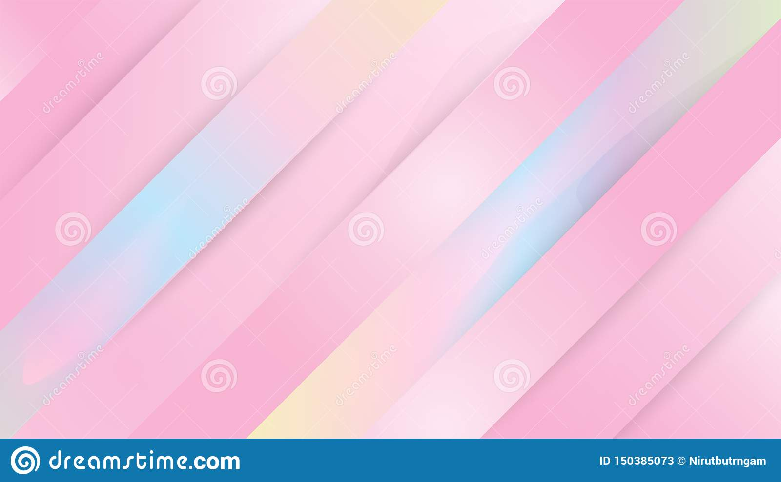 Minimal geometric background with gradient colors.