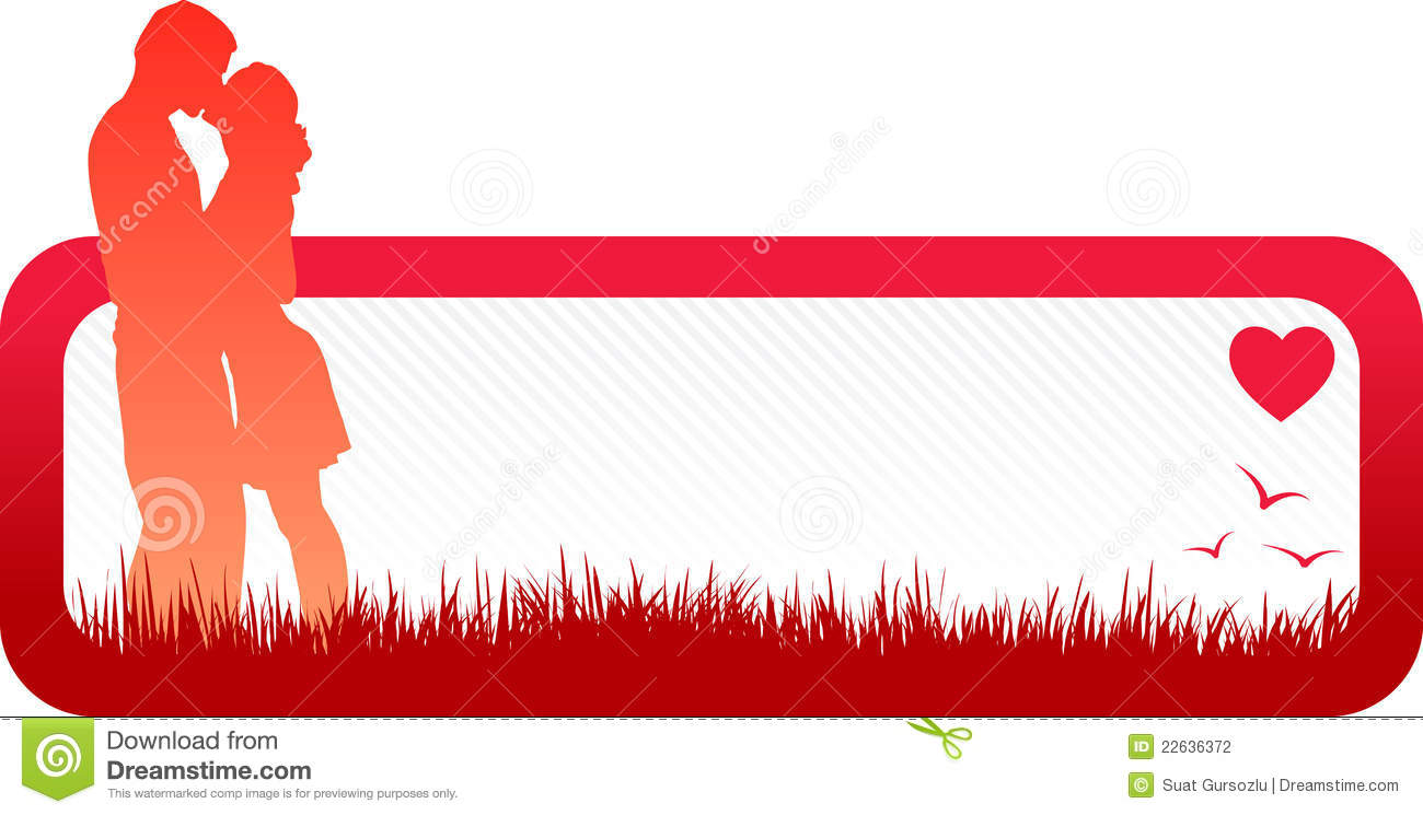 minimal love banner 2 stock vector illustration of female 22636372