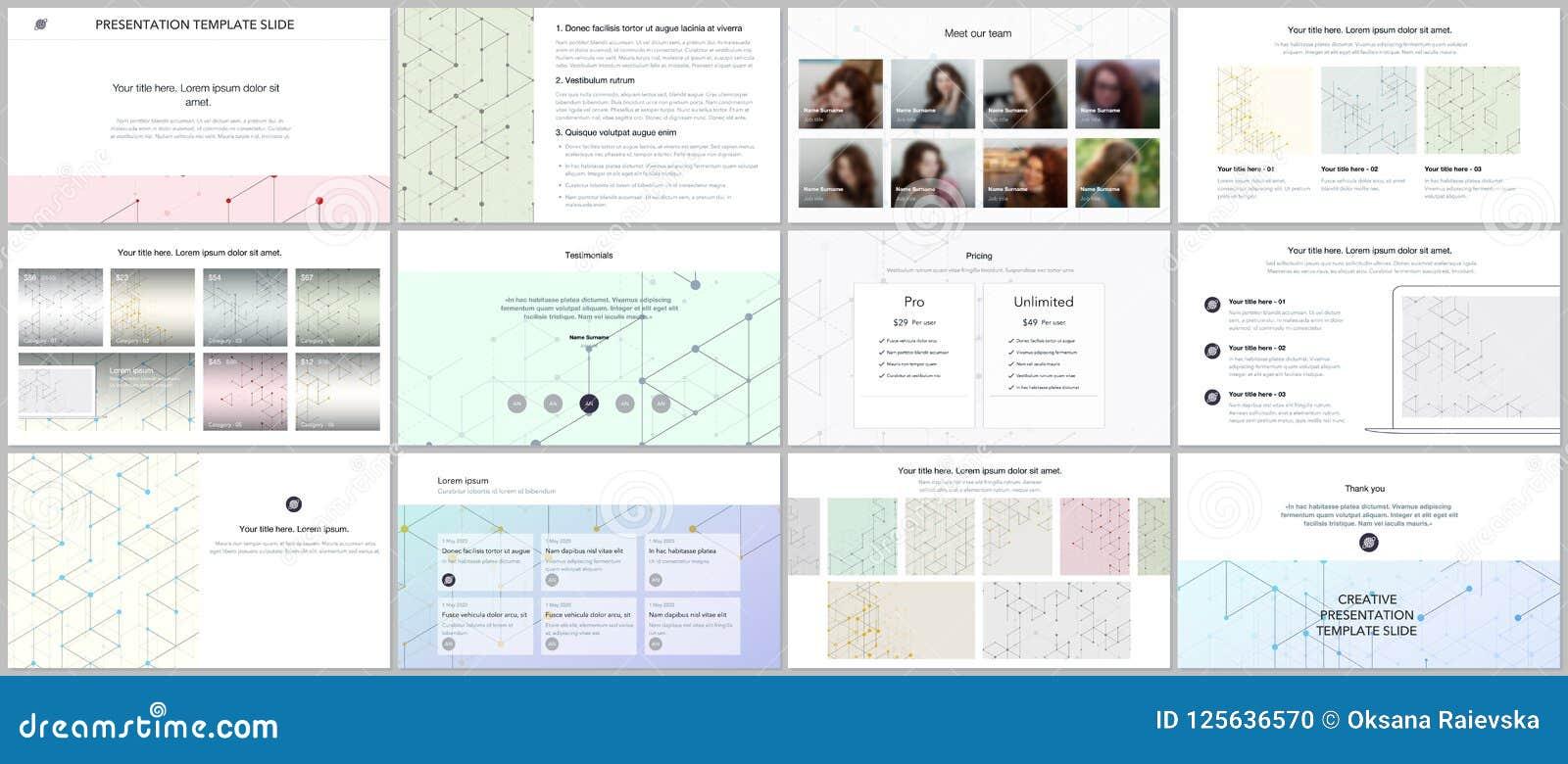 Minimal Presentations Portfolio Templates Presentation