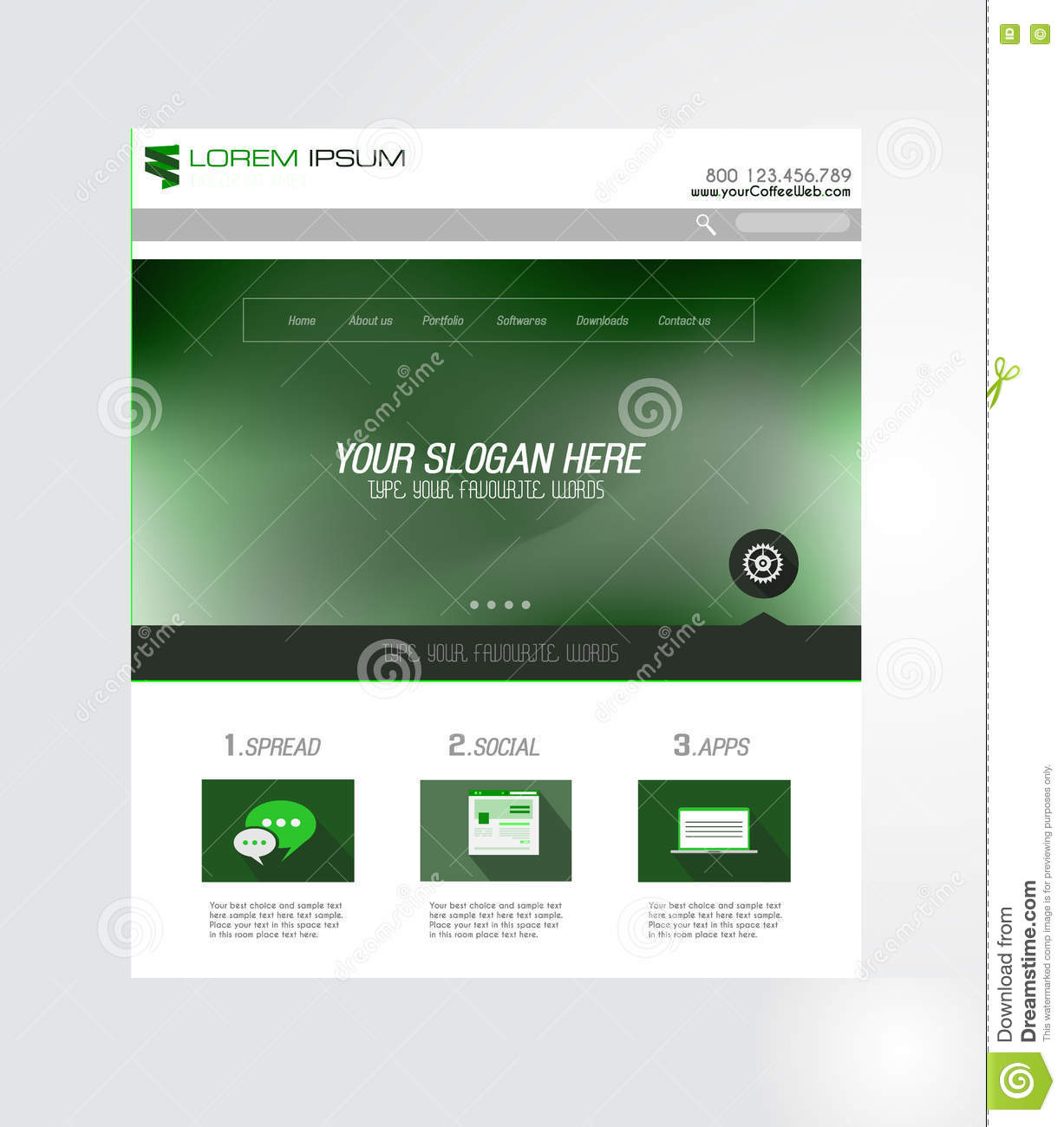 Home Page Design Home And Landscaping Design