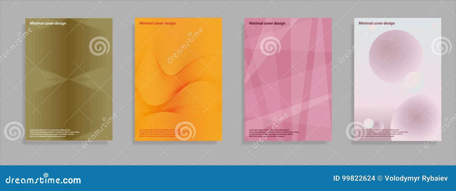 Minimale geplaatste dekking Toekomstig geometrisch ontwerp Abstract 3d netwerk Eps10 Vector