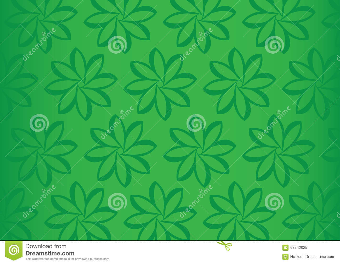 Simple Repeating Pattern Background