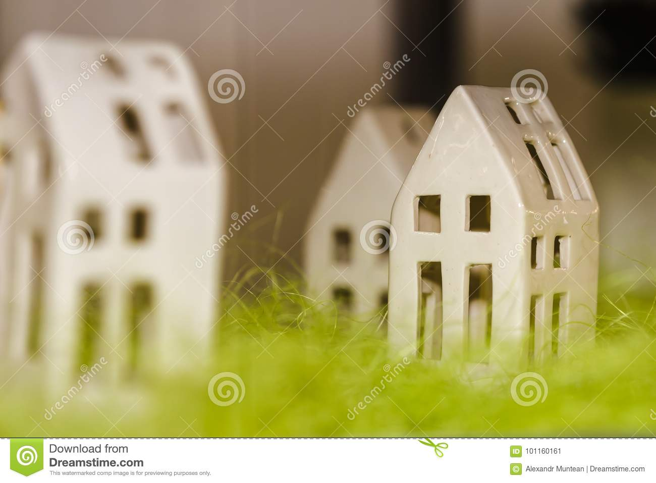 Minimalist House Layout Stock Image Image Of House 101160161
