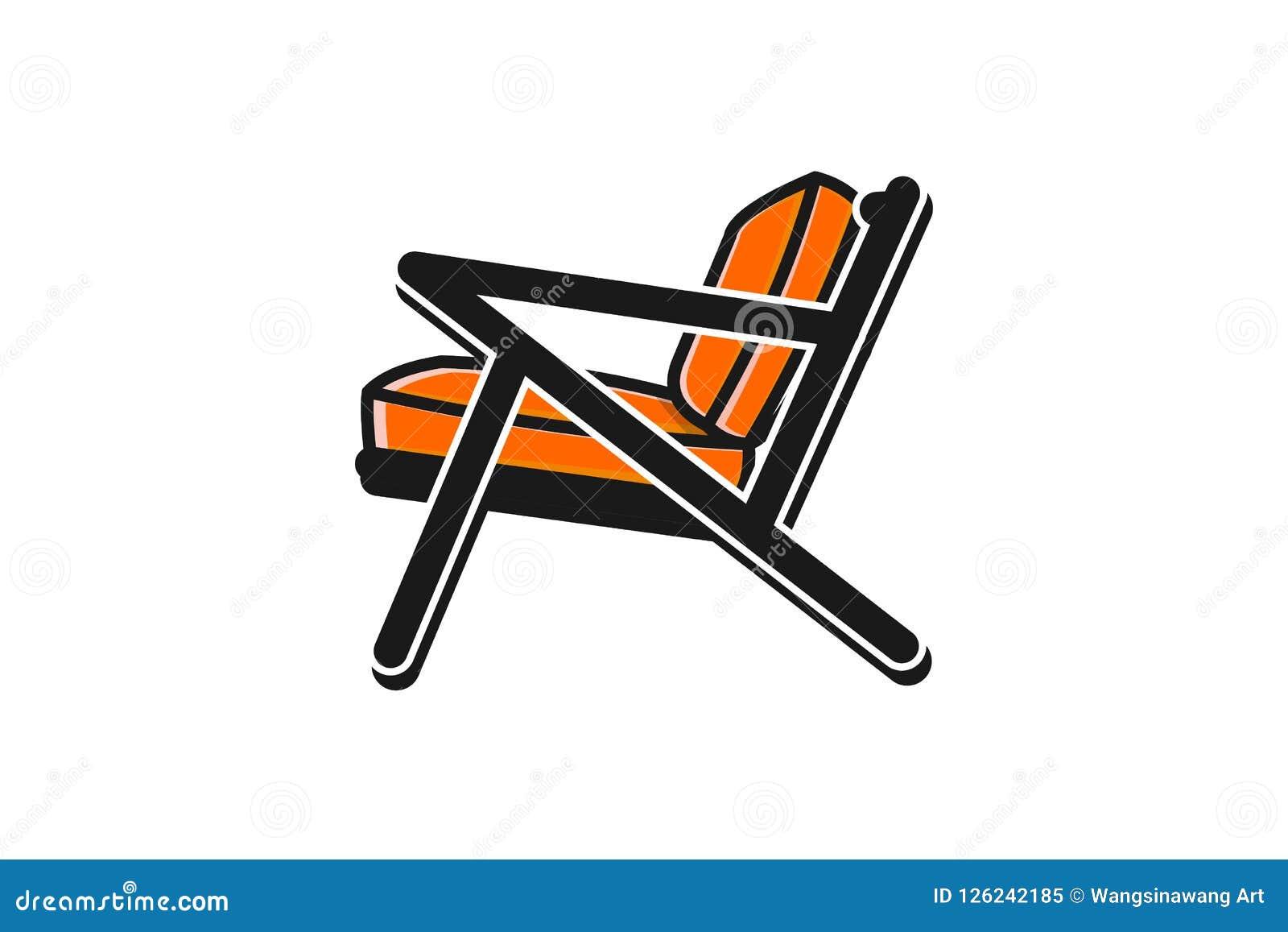 Minimalist inspiration för stollogodesign