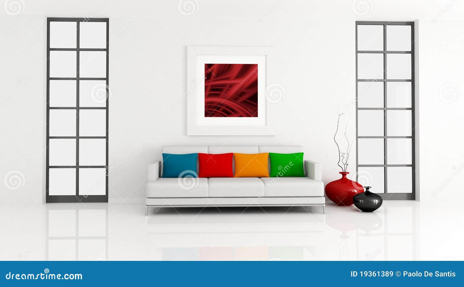 Minimalist Lounge Royalty Free Stock Images Image 19361389