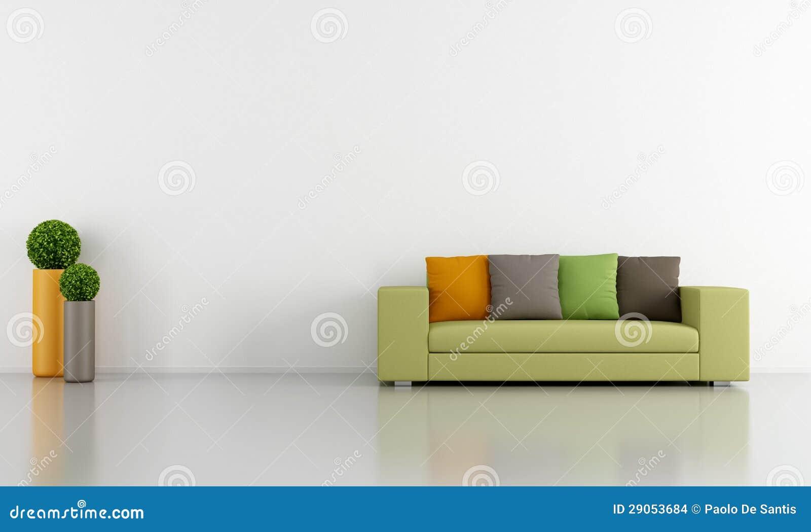 Minimalist Lounge Stock Images Image 29053684