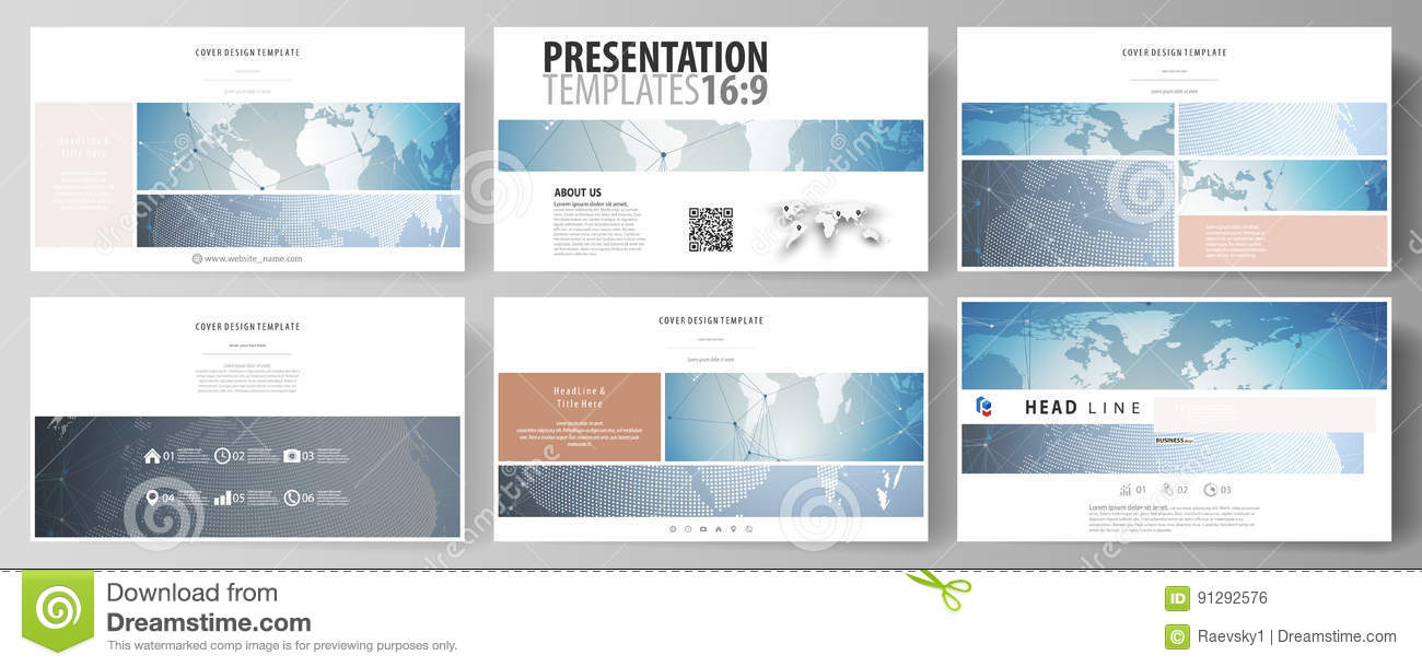 The Minimalistic Abstract Vector Illustration Of The Editable Layout ...
