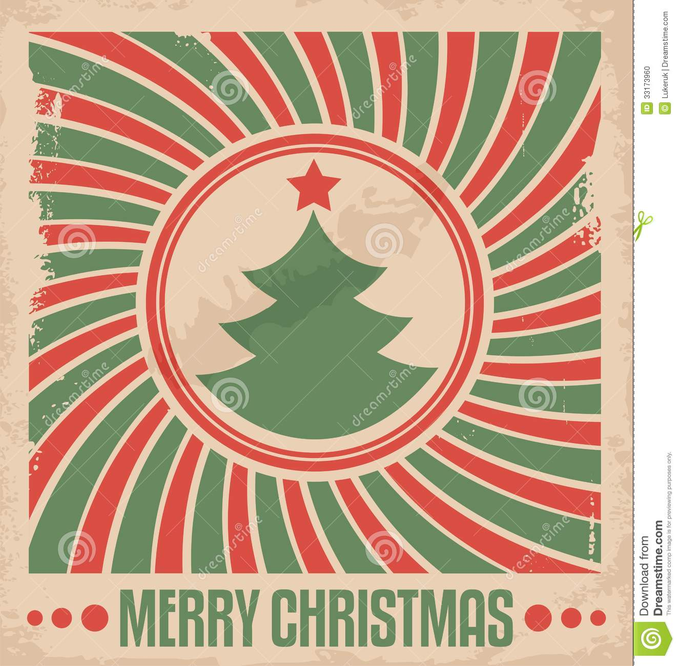 Xmas poster design - Card Christmas Concept Creative Design Merry Paper Poster