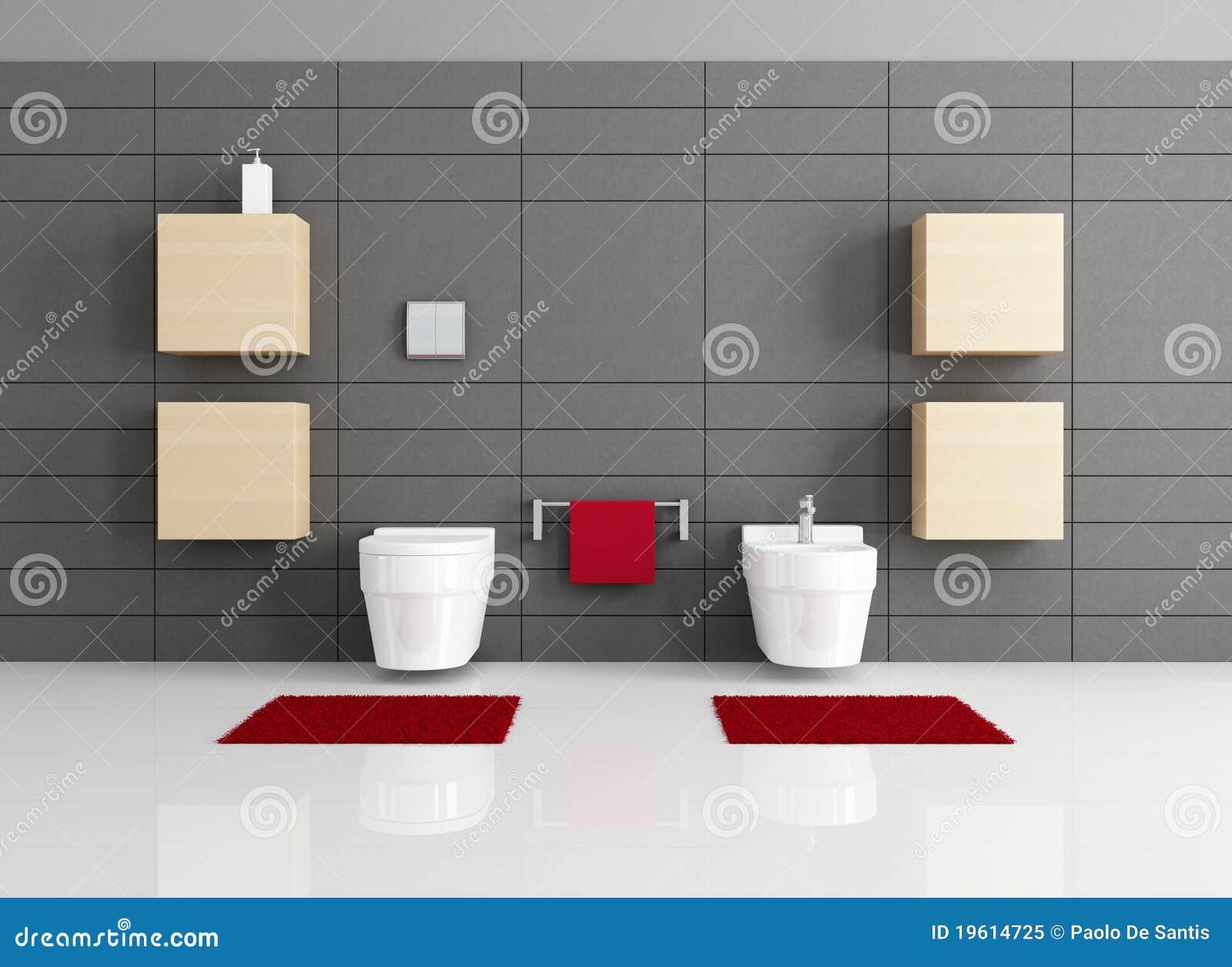 Badkamer Idee Natuur : Minimalistische badkamers stock illustratie illustratie bestaande