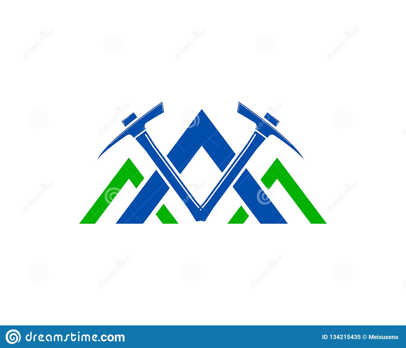 mining logo samples