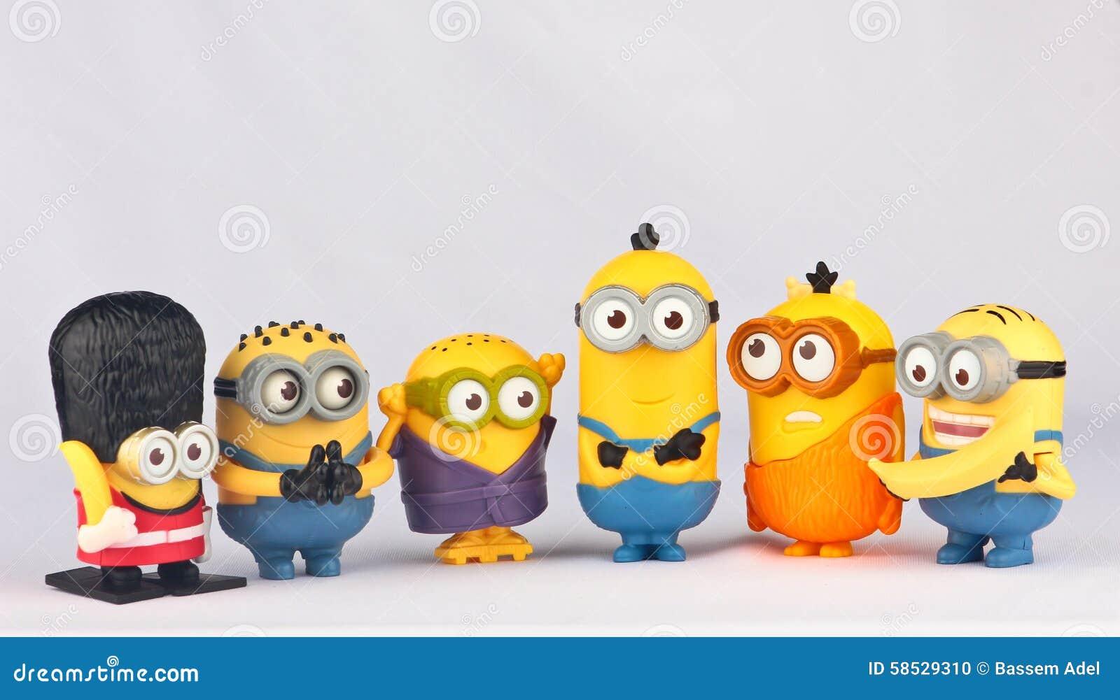 Minionsstuk speelgoed