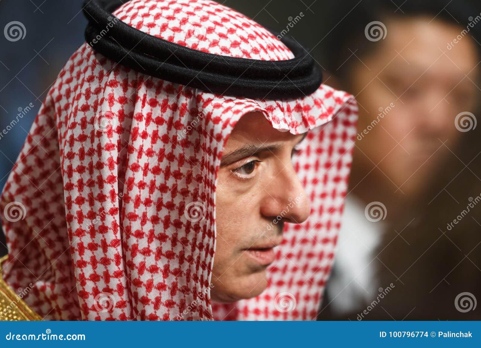 Minister Cudzoziemski - sprawy Arabia Saudyjska Adel al