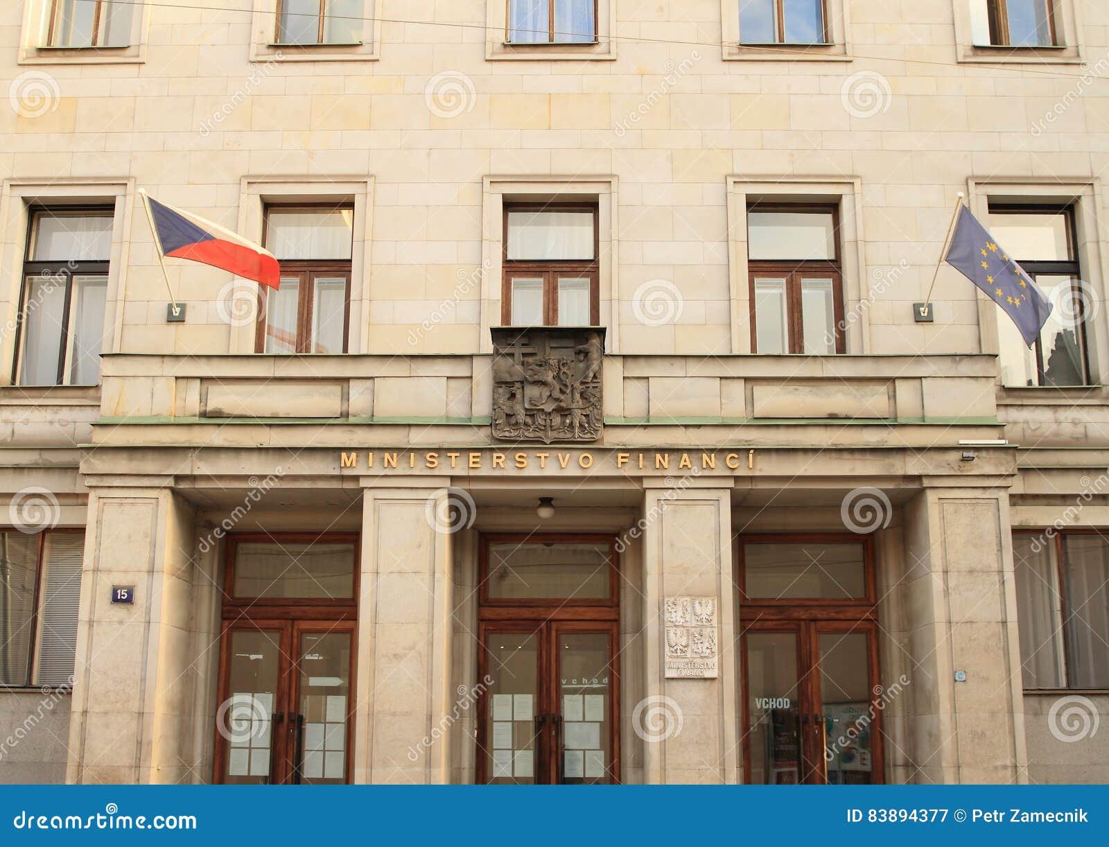 Ministerie van Financiën van Tsjechische Republiek