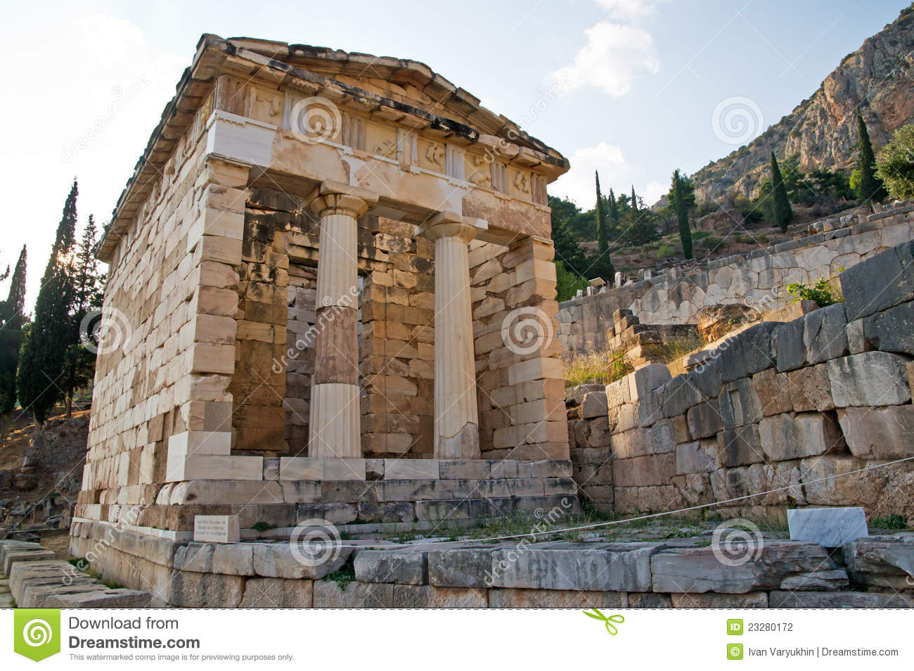 Who were the Athenians?