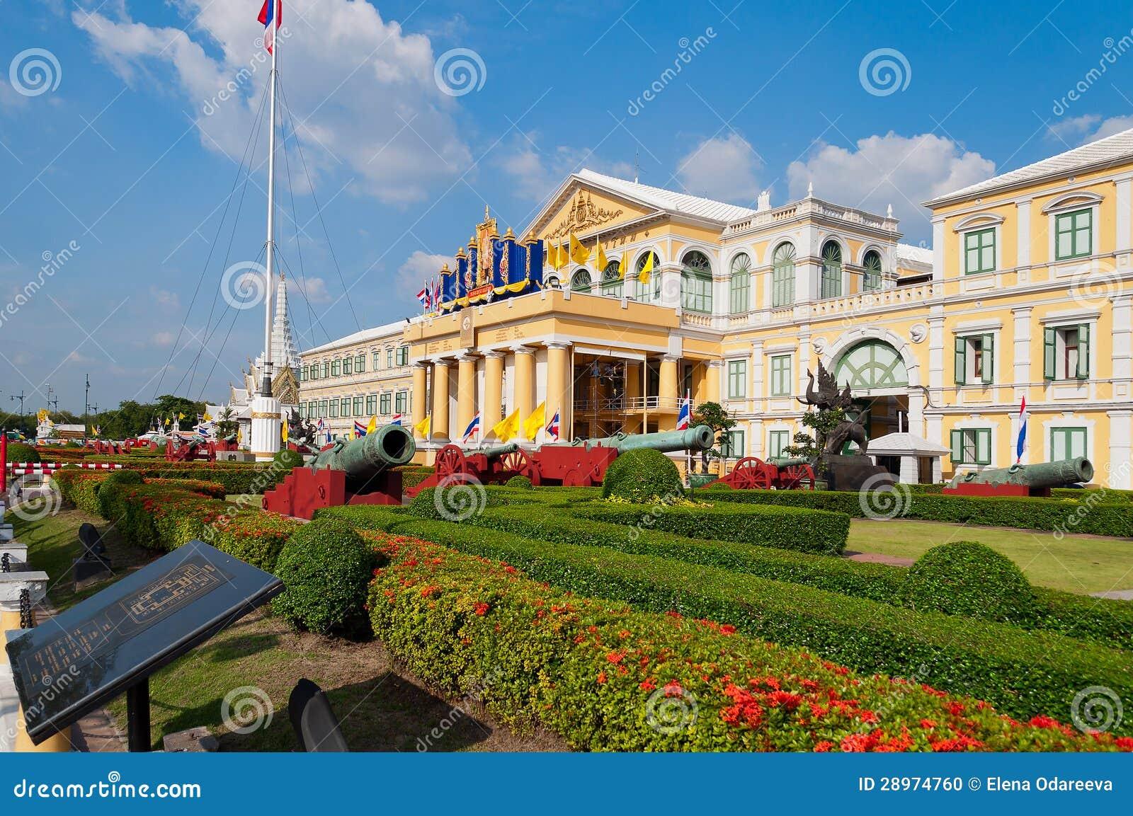 Ministerstwo Obrony. Bangkok. Tajlandia.
