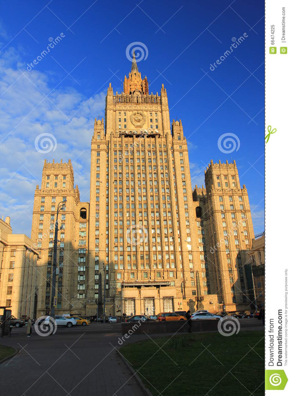 russian foreign ministry visa application