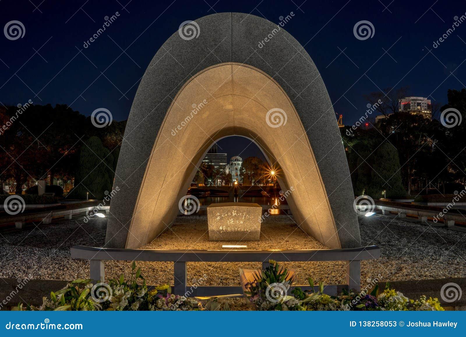 Minnes- cenotafium för fred