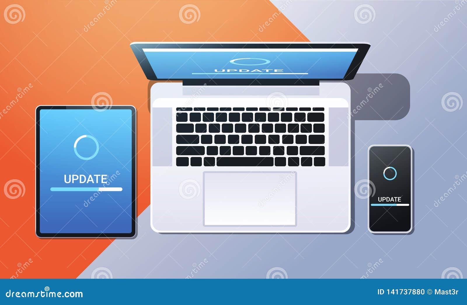 Minnestavla för sikt för bästa vinkel för begrepp för teknologi för nätverk för uppdatering för system för internetuppkopplingpro