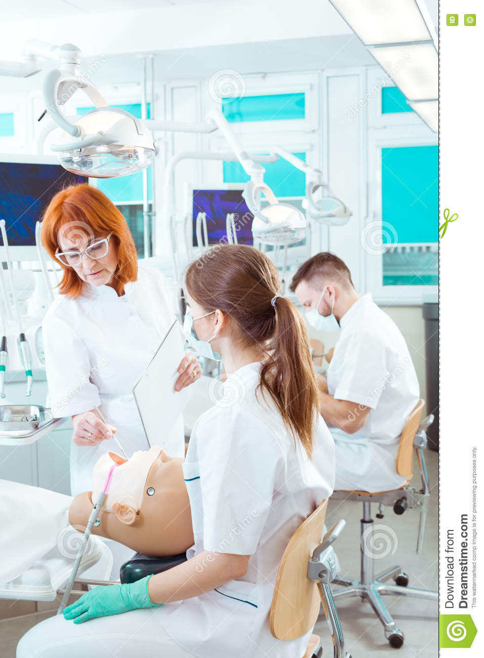 Minor remarks to a well-performed dental procedure