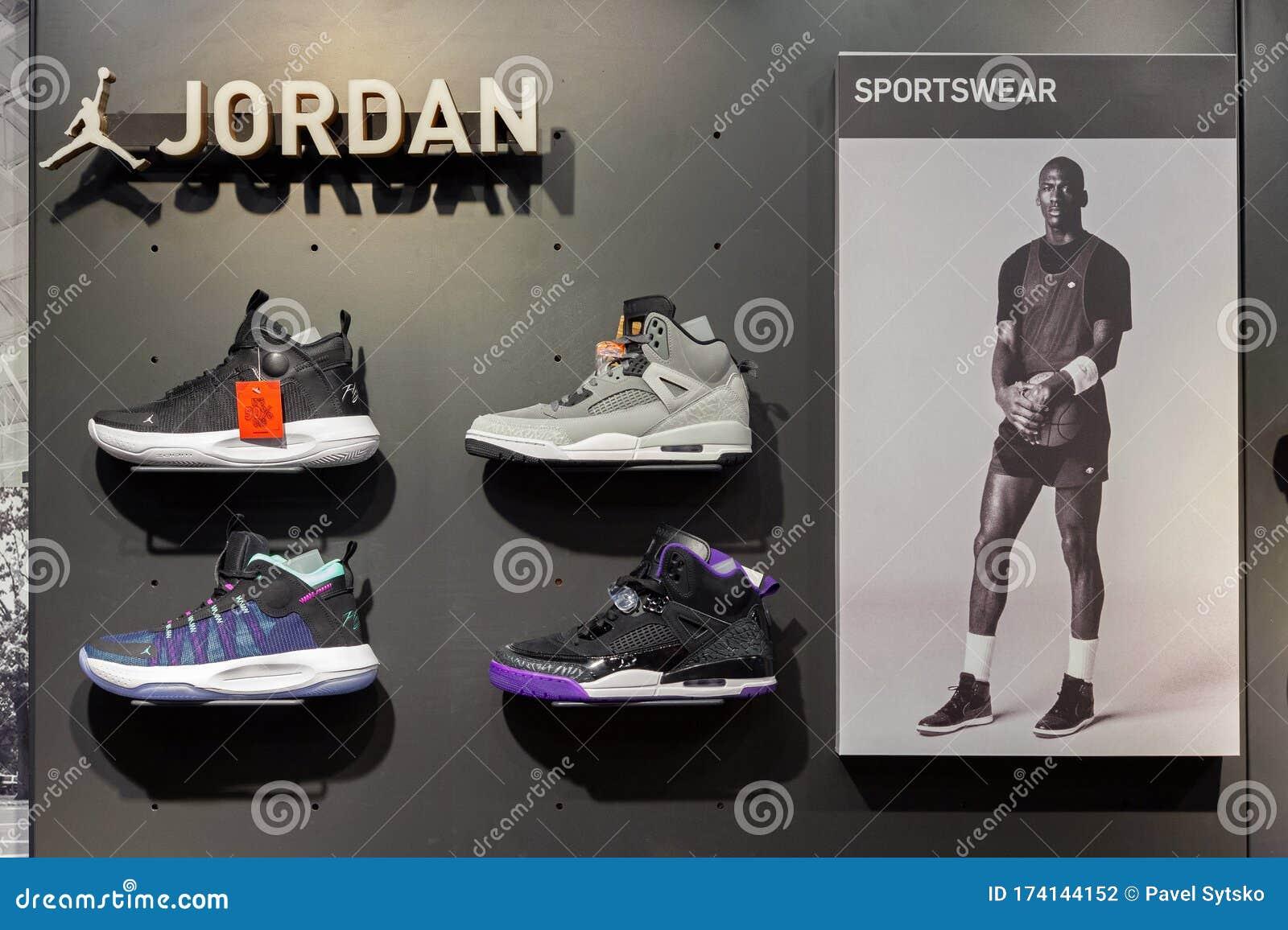 Nike Jordan Series Basketball Shoes