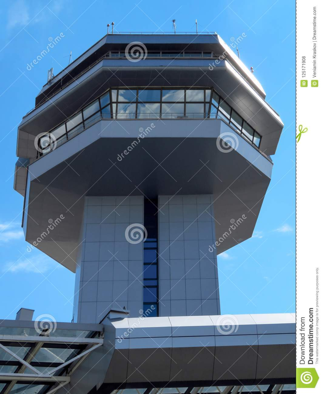 Minsk - Tower of National Airport