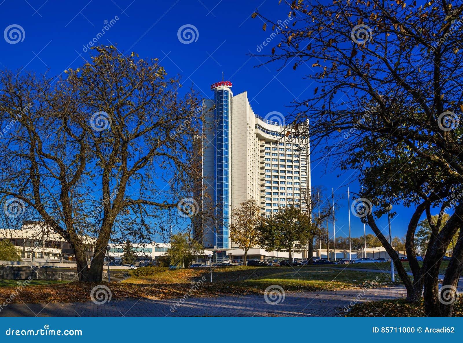 Minsk, Wit-Rusland, hotel