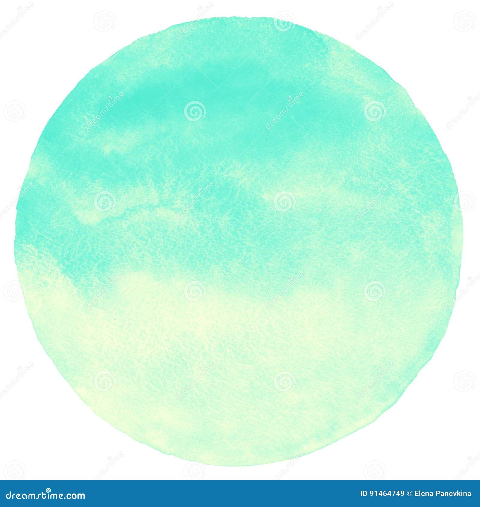 Aqua Coloured Paint