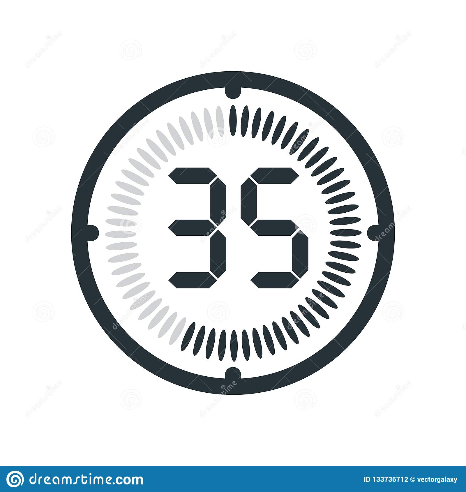 35 minute timer