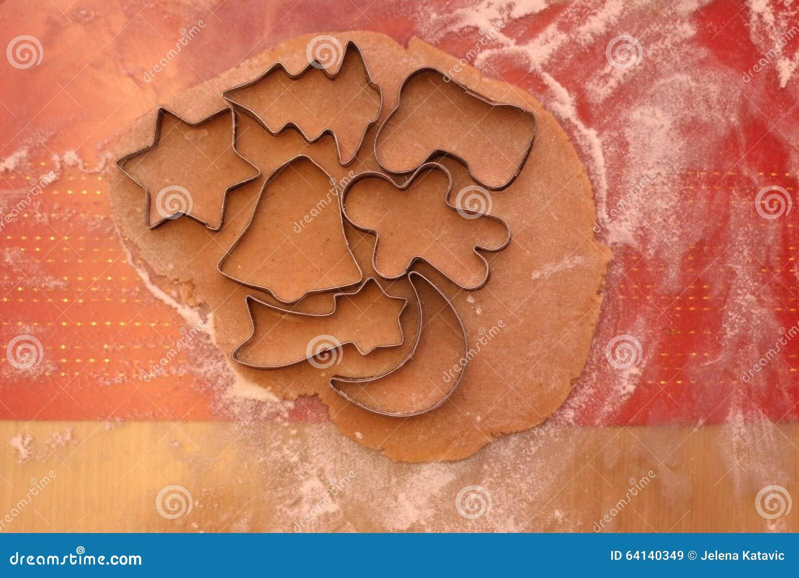 Miodowi ciastka