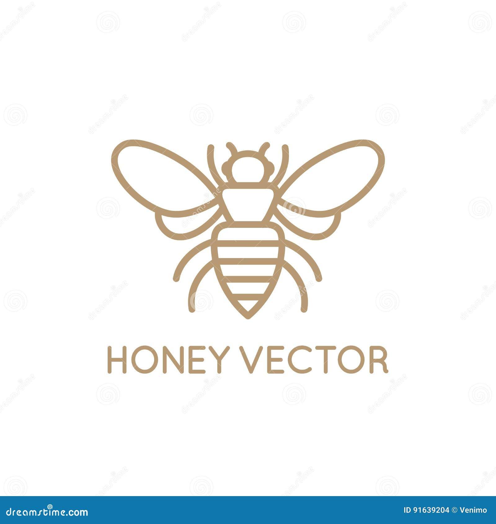Miodowy pszczoły pojęcie