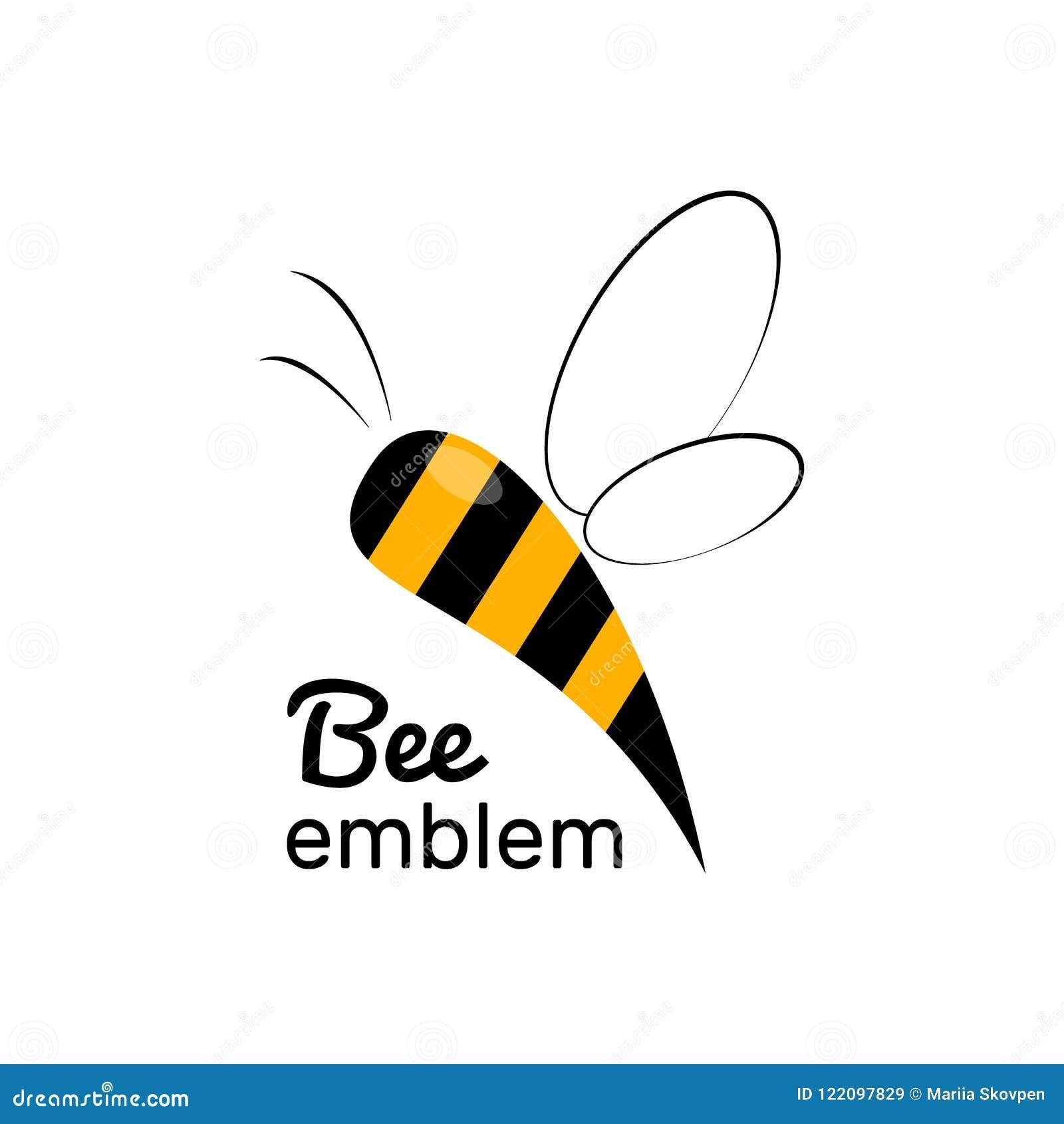 Miodu logo i etykietki Karmowy cukierki, insekt, komórka, honeycomb i beeswax,