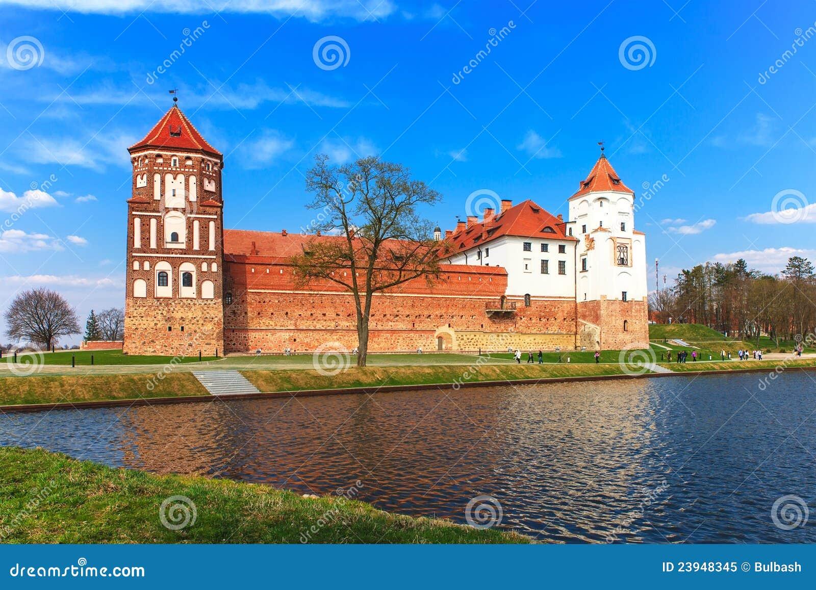 Mir Castle Complex