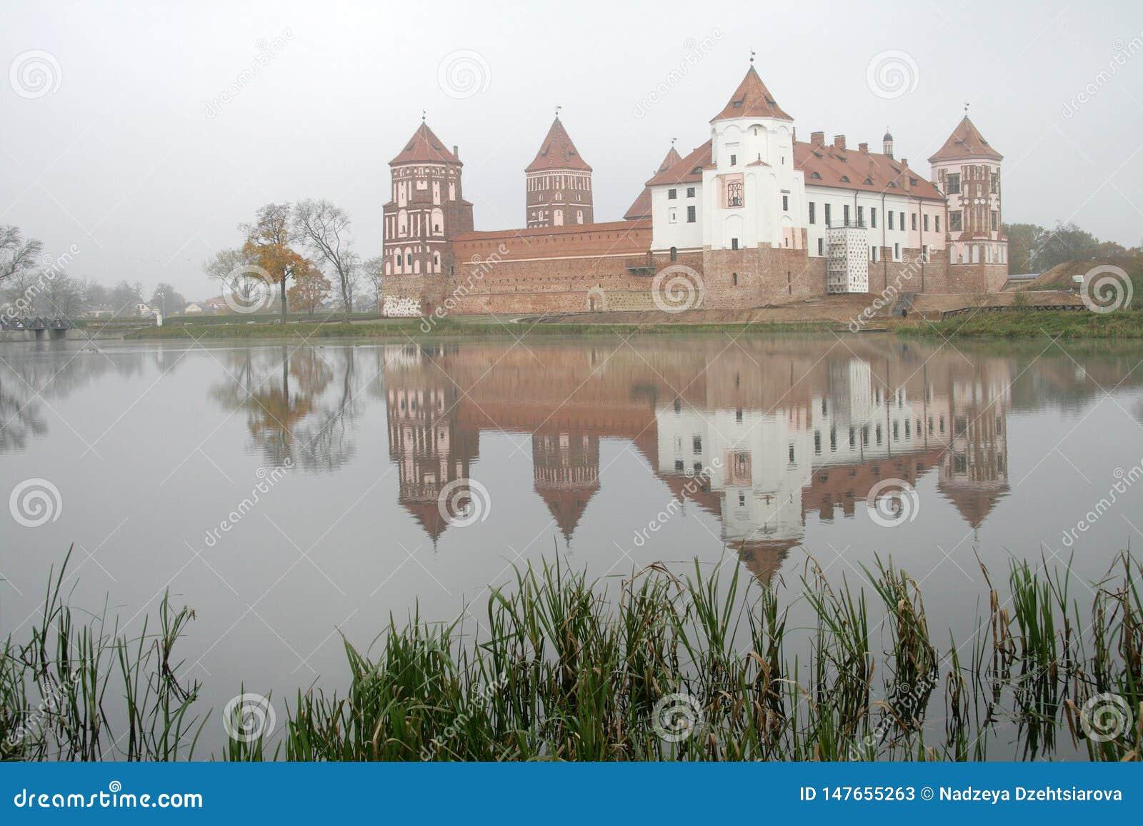 Mir Castle est une fortification et une résidence dans la ville de la MIR