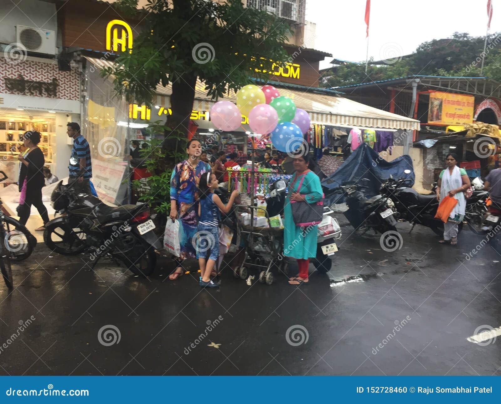 Mira Road i Thaneområde
