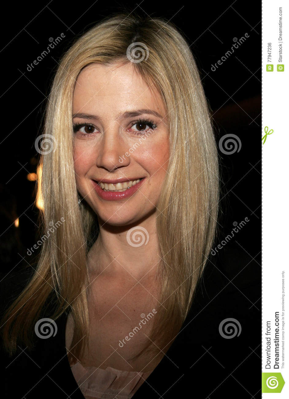 Oscar Winner Mira Sorvino Attends The 78th Annual Academy Awards Nominations Held At Of Motion Picture Arts And Sciences In Beverly Hills