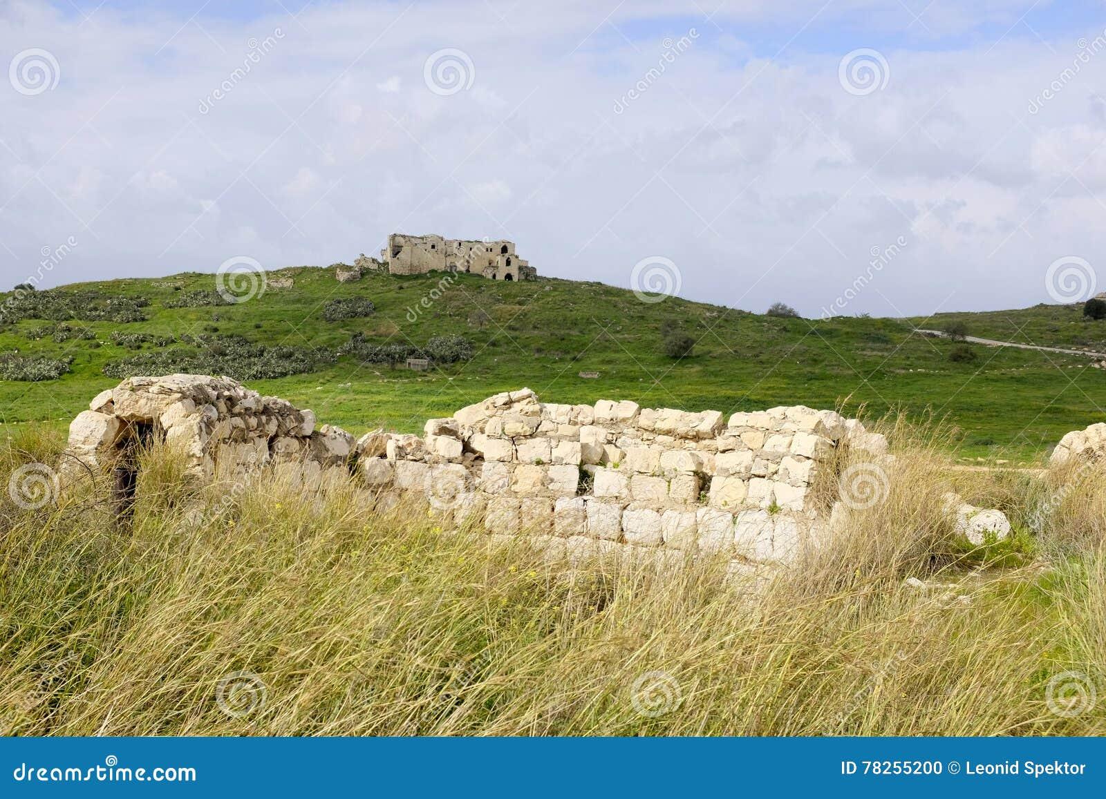 Mirabel Castle φυσικό τοπίο