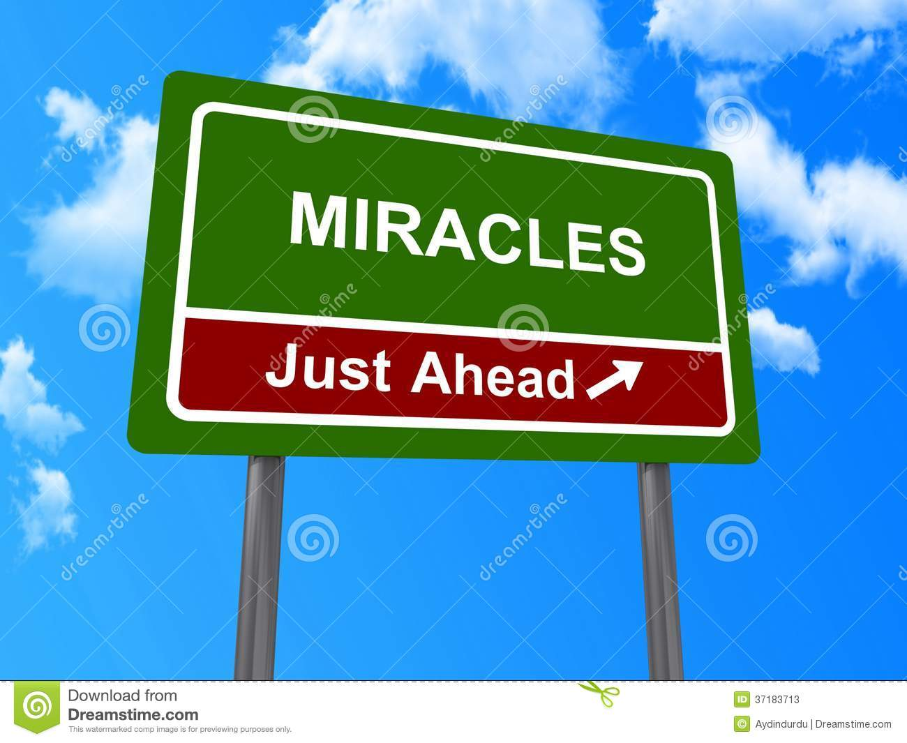 signs miracles Signs and wonders it is hard to shrug off the impossible yet, when it comes to the miracles of jesus christ, many people do just that—and gladlymillions, even a great many who call.