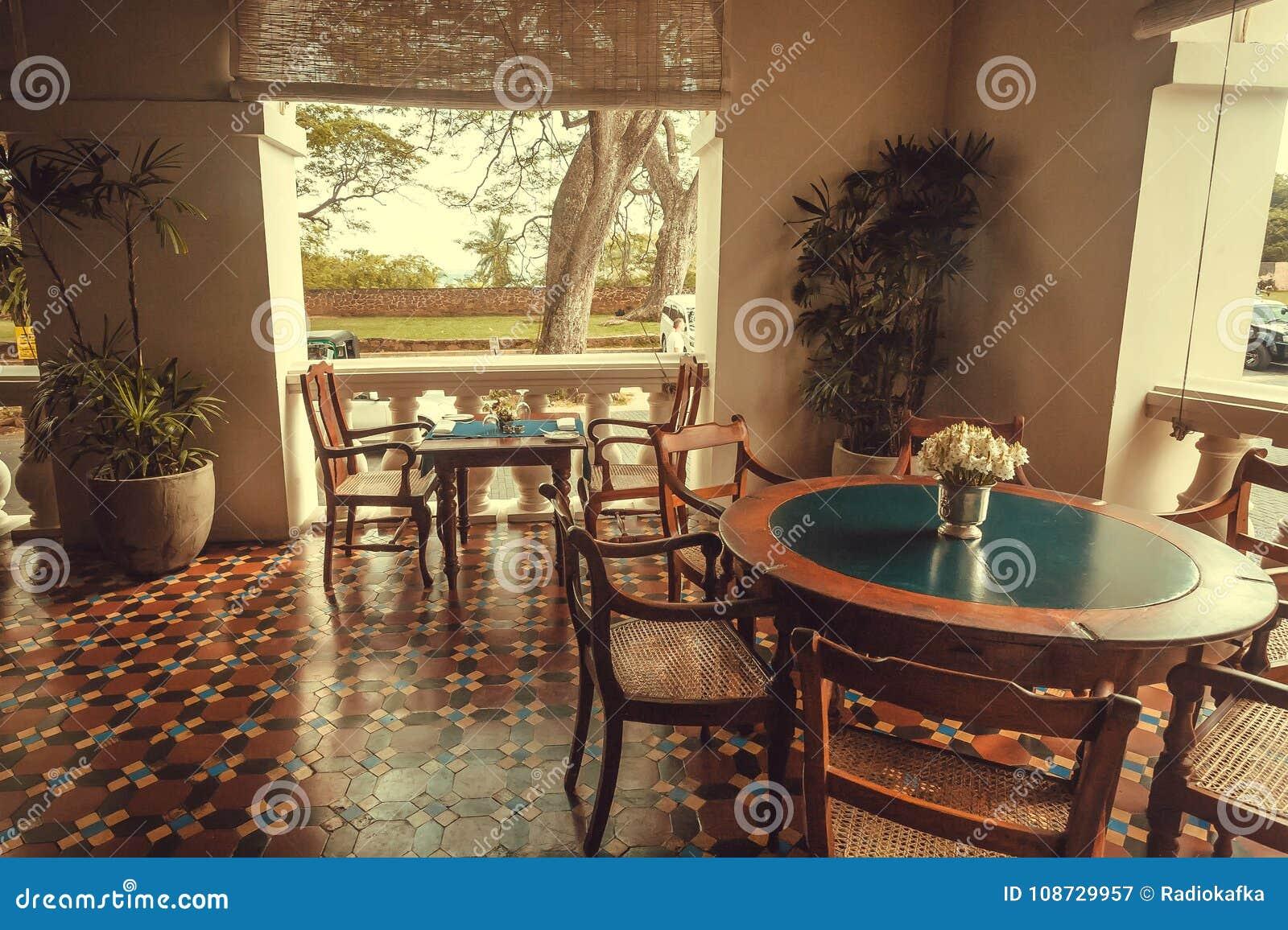 Mirador Del Hotel Selecto Hist Rico De Cinco Estrellas Con Muebles  # Muebles Historicos