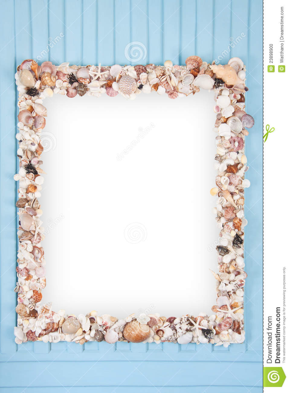 royalty free stock photo download mirror shellfish decoration frame - Decorate Mirror Frame