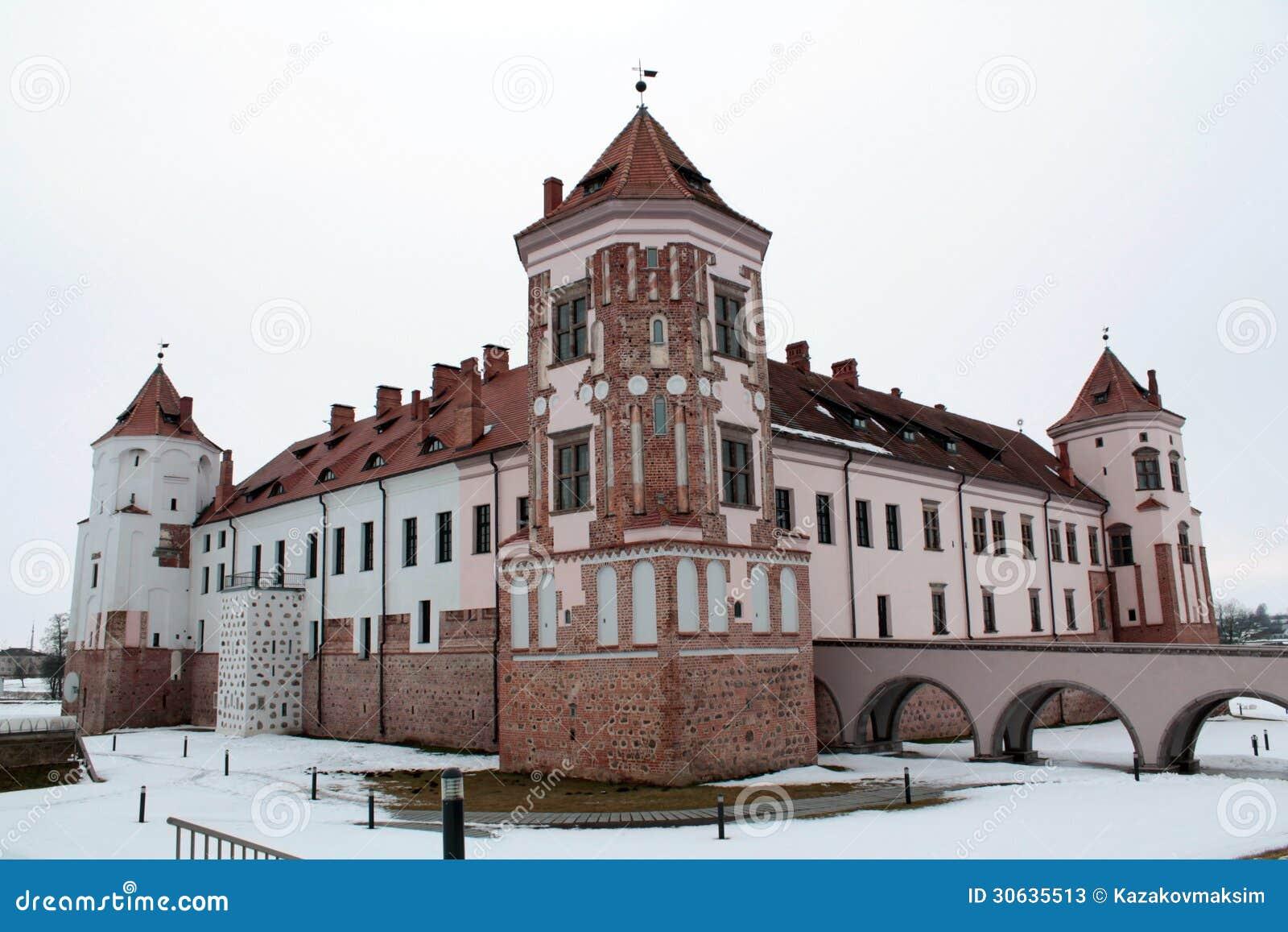 Mirsky slottkomplex