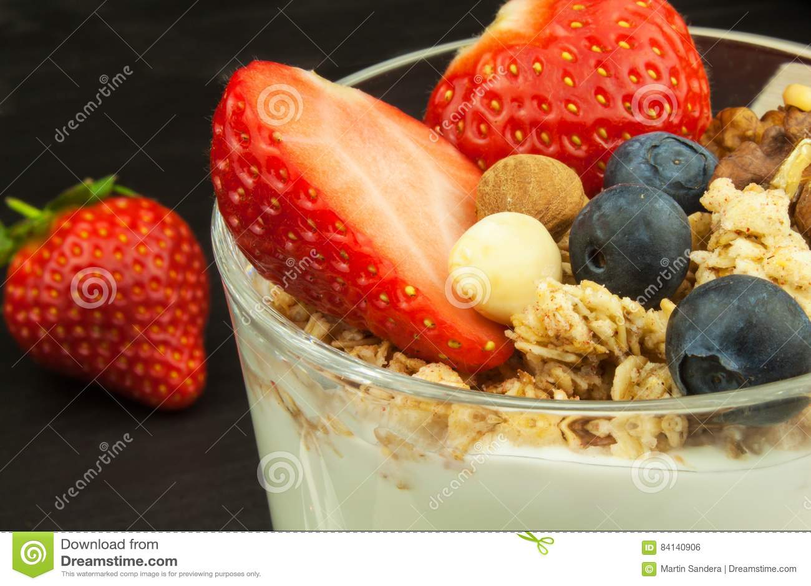 dieta di farina davena e yogurt