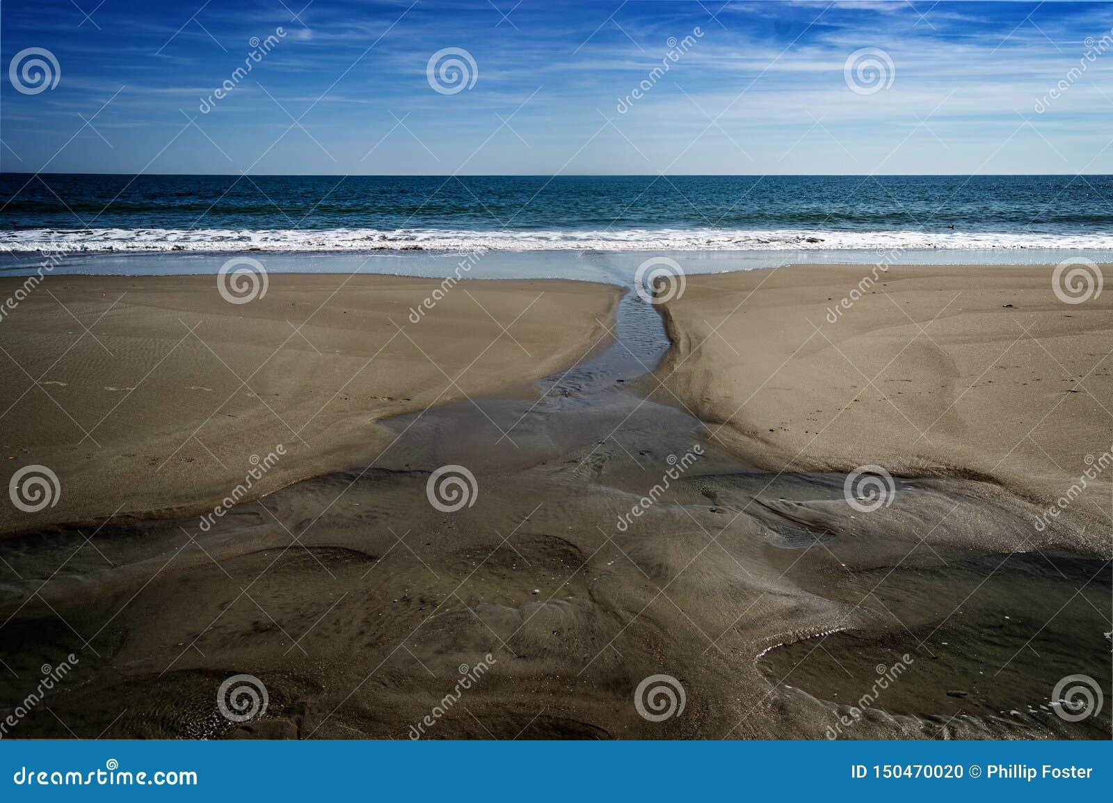 Mirtu ocean i plaża