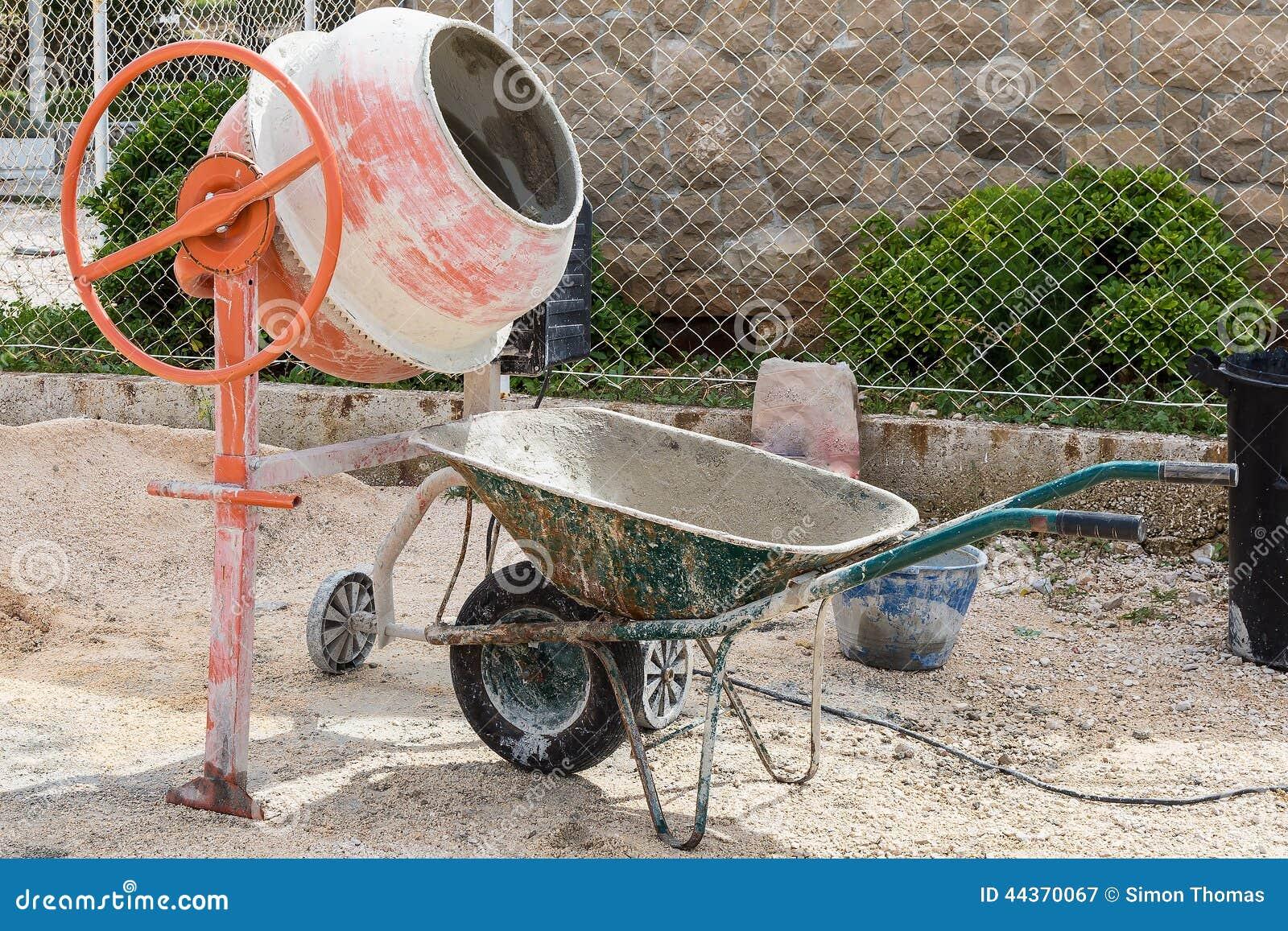 Miscelatore di cemento