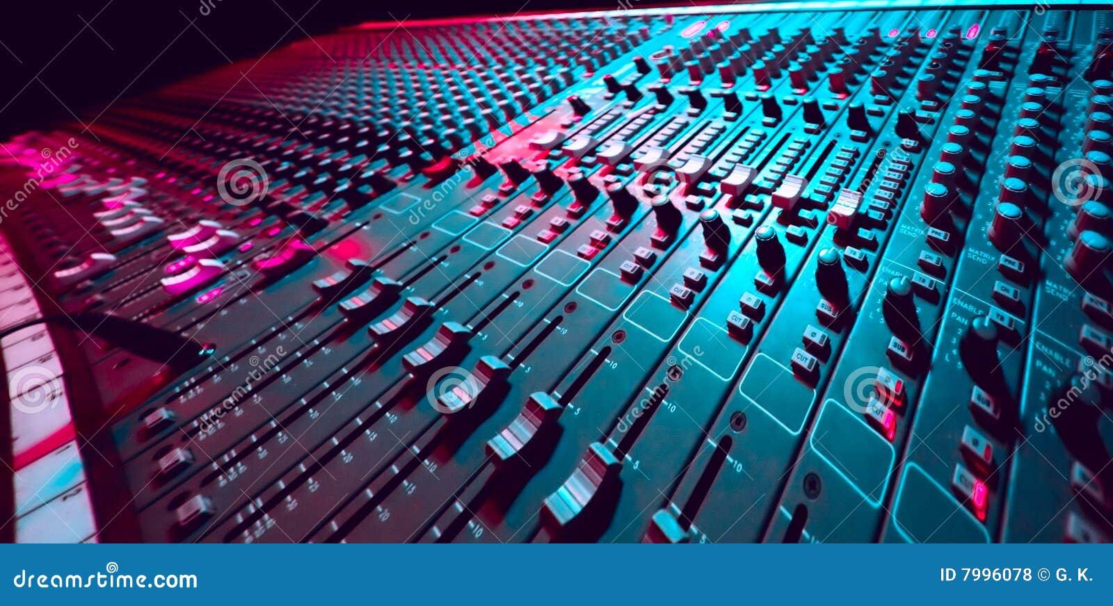 Miscelatore di musica