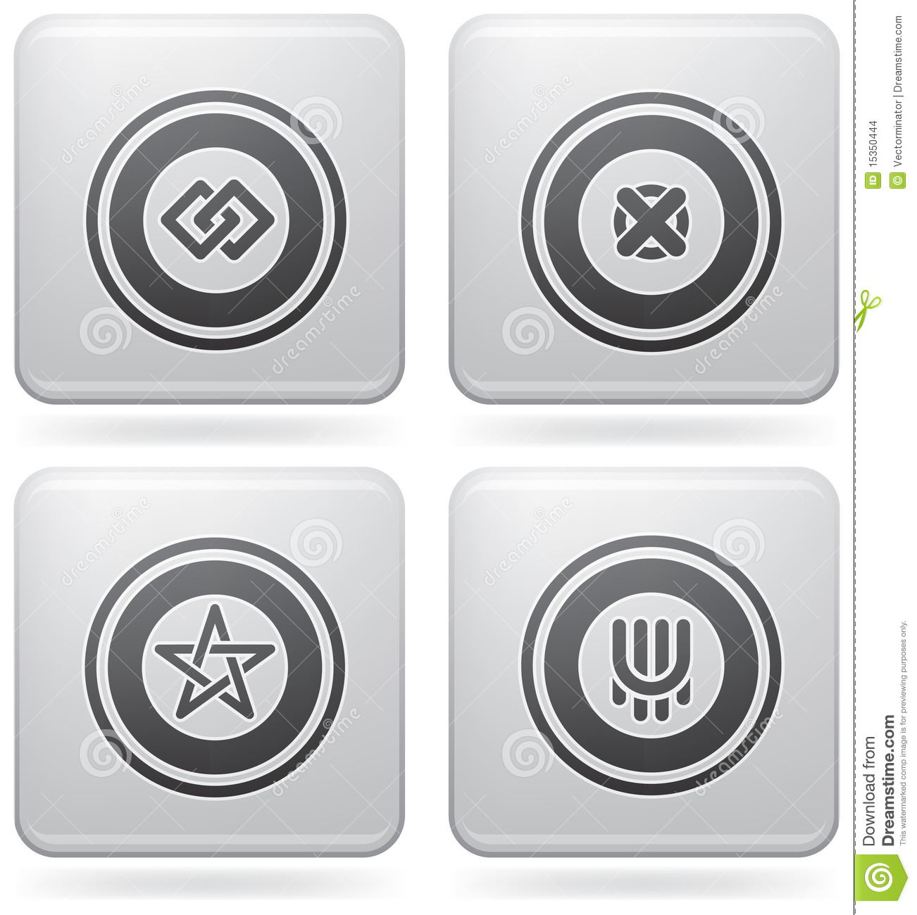 Miscellaneous Platinum Icons