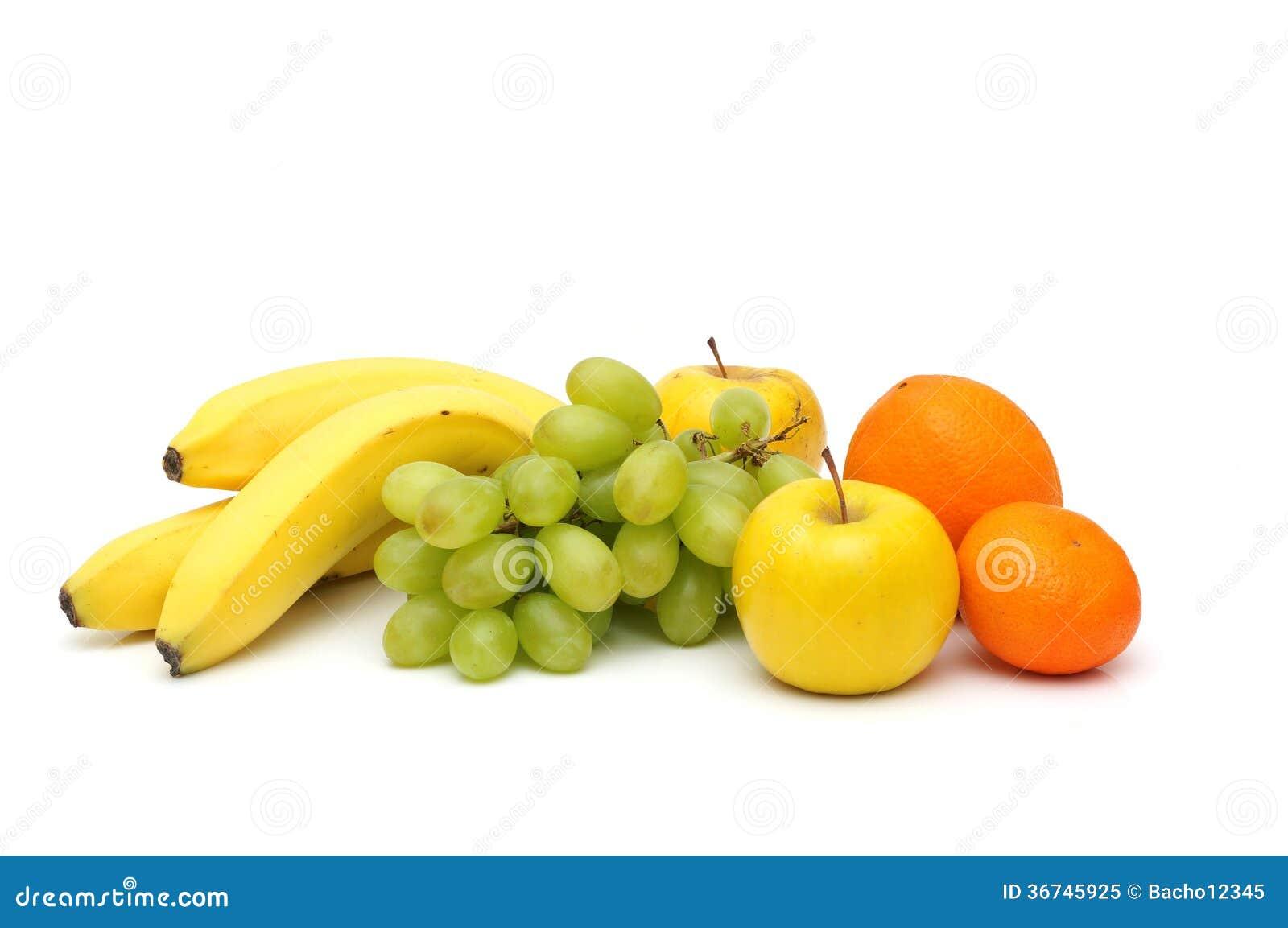 Mischung der Frucht