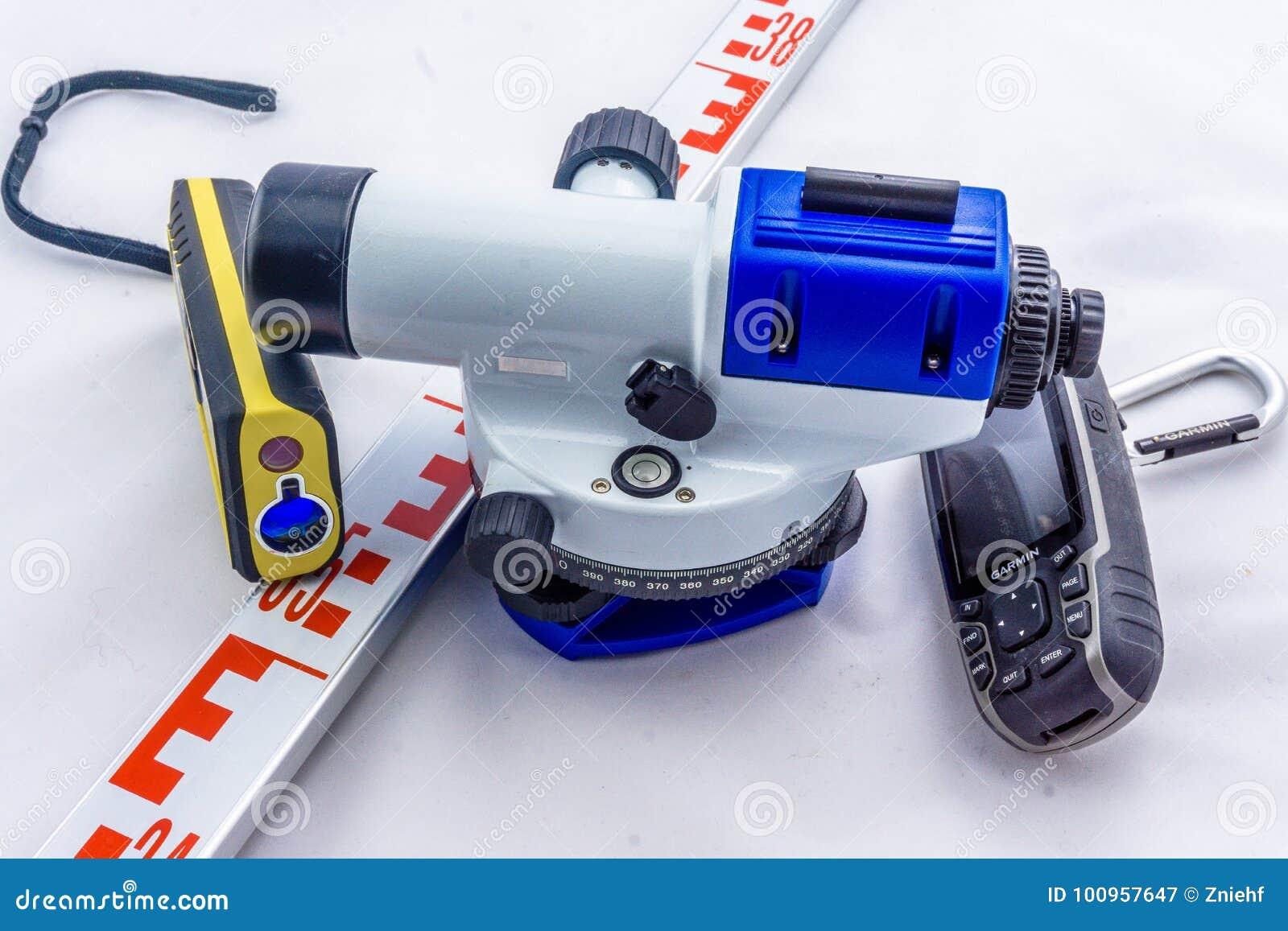 Mise à niveau du dispositif, personnel, critère, règle, GPS, télémètre